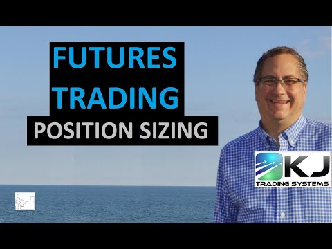 Futures Trading Position Sizing