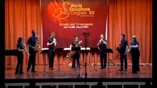 Sax Circus – WSC Bangkok