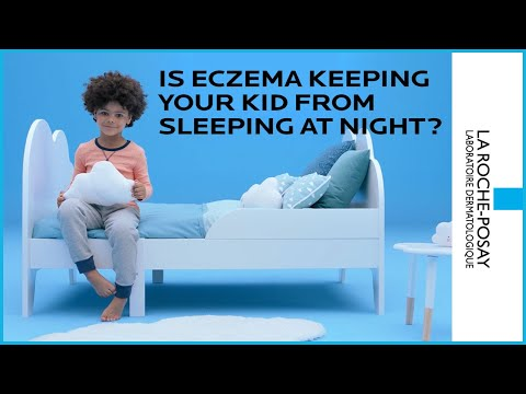How To Get Rid of Eczema | Sleep Better with Lipikar Body Care | La Roche-Posay