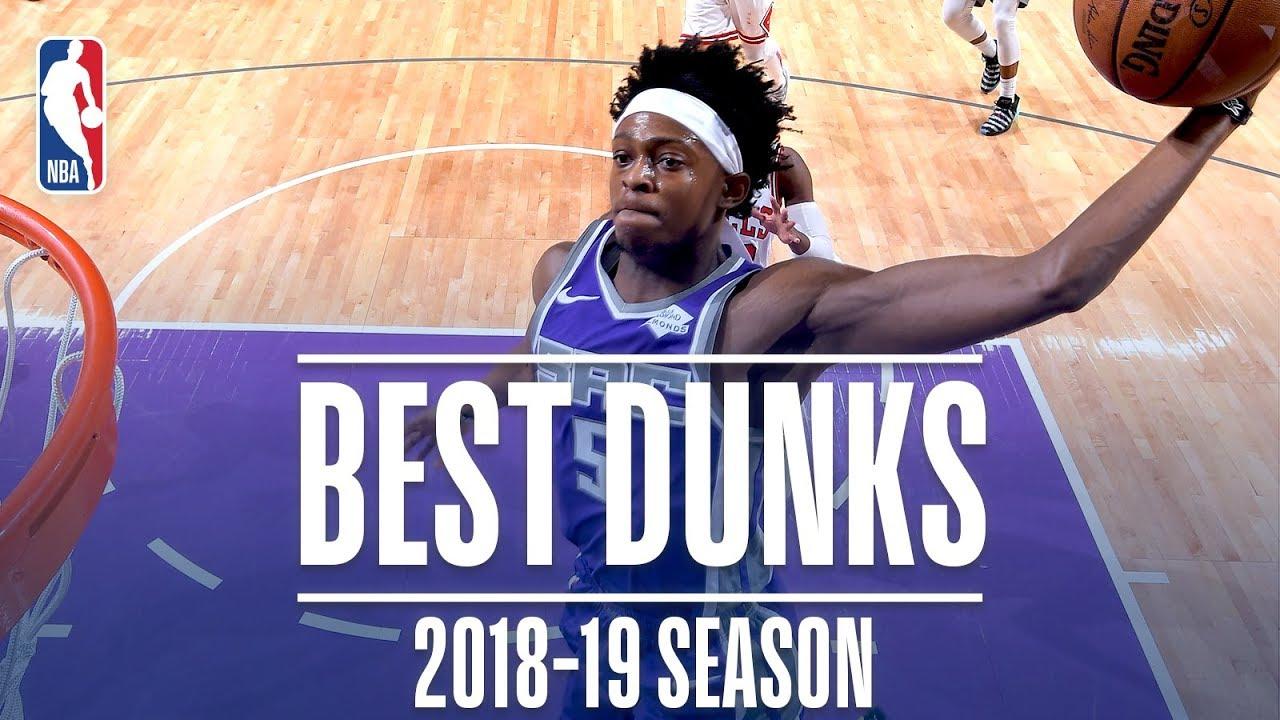 De'Aaron Fox's Best Dunks | 2018-2019 NBA Season | #NBADunkWeek