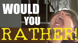 WOULD YOU RATHER w/ Colby!