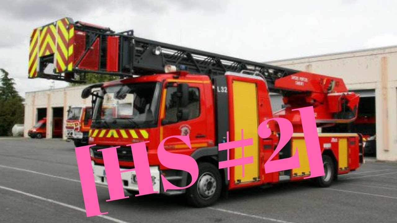 hs 2 le d ploiement de l 39 a rienne des pompiers camion chelle youtube. Black Bedroom Furniture Sets. Home Design Ideas