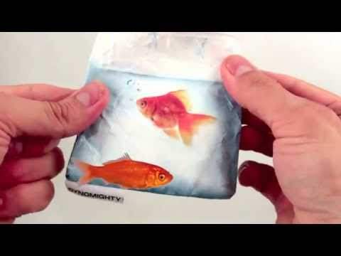 Mighty Stash Pouch™ - Goldfish