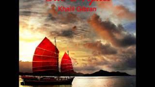 Khalil Gibran on Giving & Prayer (The Prophet) - CD Sample