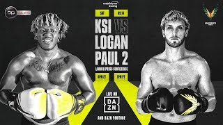 My opinion on KSI vs Logan Paul 2...