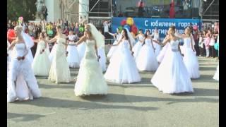 Парад невест в Кушве-2015