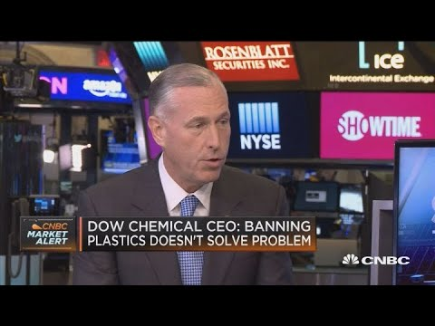 Dow Chemical CEO says new 'Dow' will be big cash generator