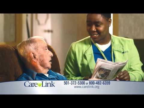 CareLink Home Care spot