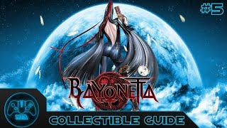 Bayonetta Chapter 6 The Gates Of Paradise Complete Collectible Guide