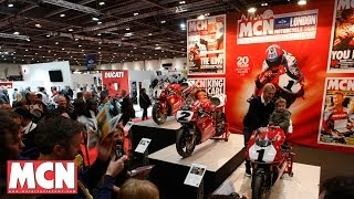 Foggy Friday at the Carole Nash MCN London Show | Show | Motorcyclenews.com