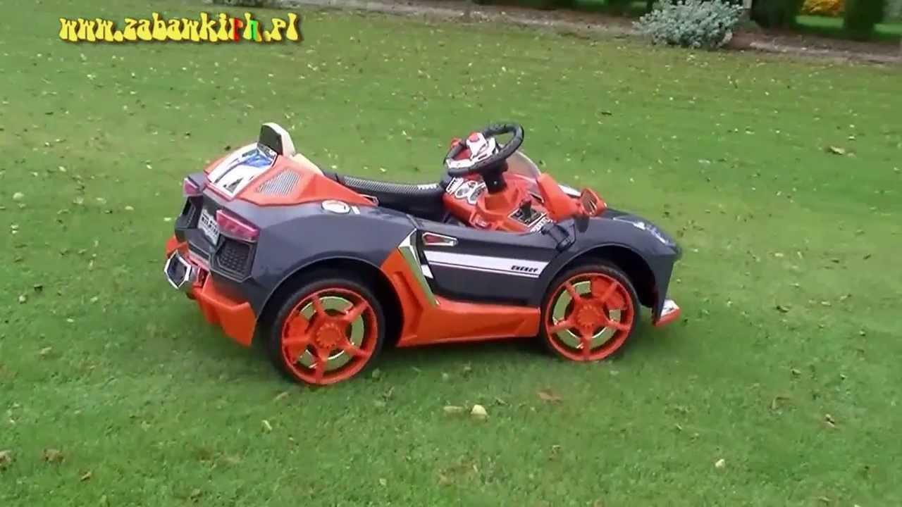 Samochody Dla Dzieci Film Lambo 12v 1 Youtube