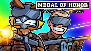 Medal of Honor Above and Beyond - Recreating Hot Fuzz in Oculus VR!