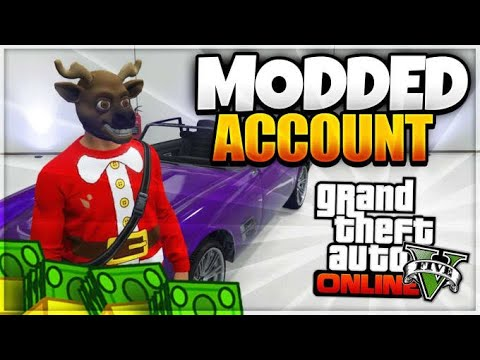 GTA 5 Online - Pre Transferred Modded Account For Sale! PS4 And Xbox! (READ DESC)