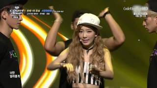 SNSD-TTS - Holler (Sep 25, 2014)
