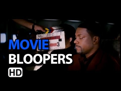 Rush Hour 3 (2007) Bloopers Outtakes Gag Reel