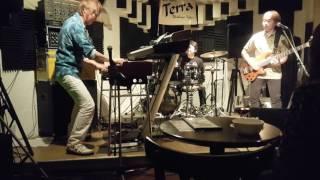 2017年6月6日 Terra西荻窪のライブ。 ELP-J は Emerson Lake & Palmer のトリビュートバンドですが、インプロビゼーションはオリジナルなので、完全コピー...
