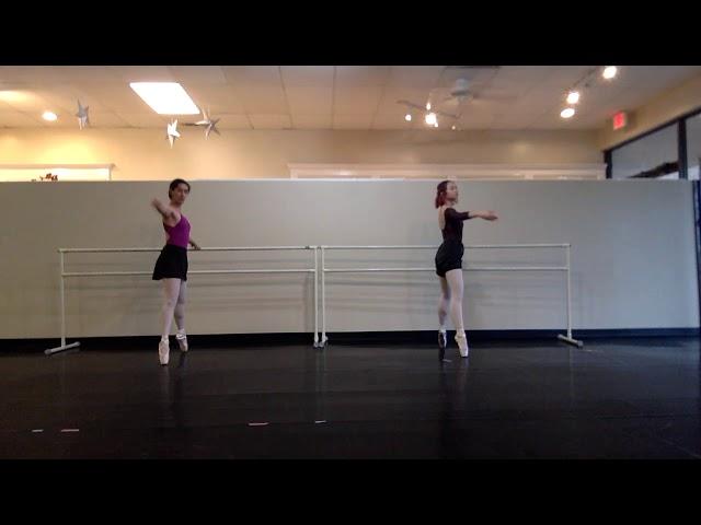 Miss Nancy Ballet V MW 7:15 3/29