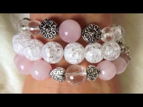 браслеты и украшения из натуральных камней