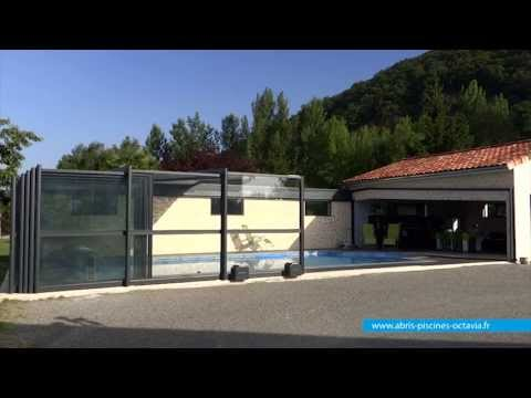 Abri piscine adoss octavia abris piscines adoss s youtube - Octavia abri piscine ...
