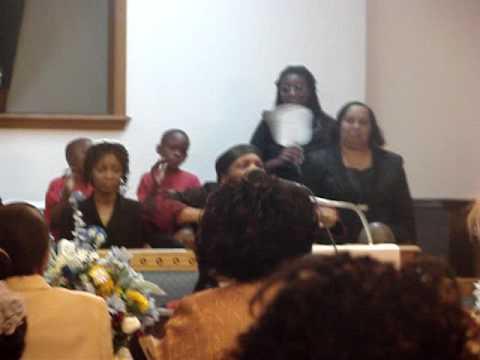 Eastern District United Holy Church Union - Elder  Marlene Duncan