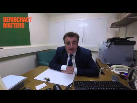 Tommy Sheppard MP Supports Citizens' Assemblies