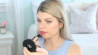 TRYING NEW ORGANIC MAKEUP & OTHER NON-TOXIC FAVES