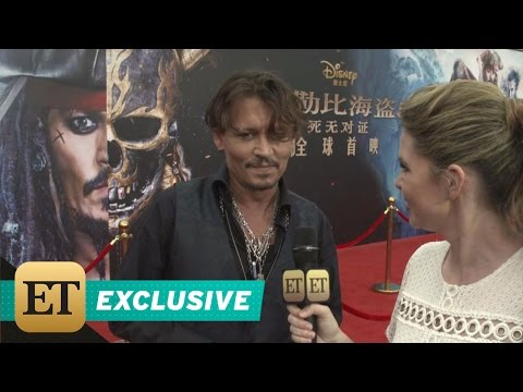 EXCLUSIVE: Johnny Depp Reveals the Surprising Advice He Would Give His Younger Self
