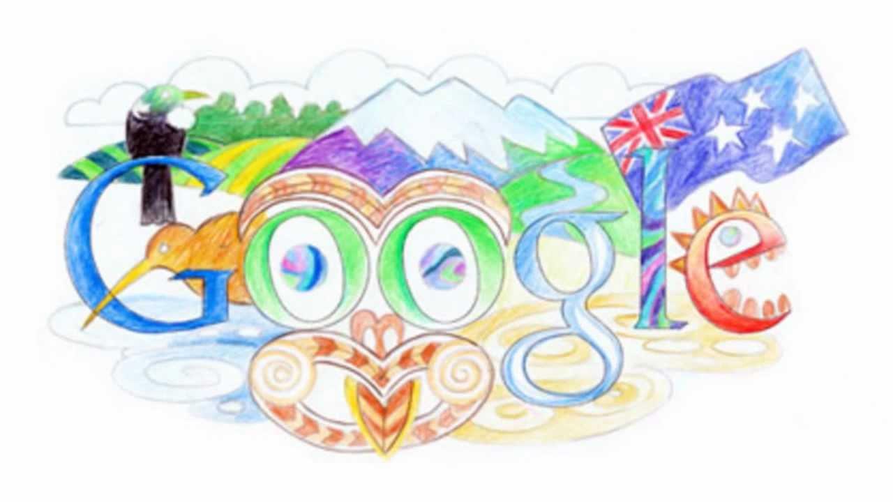 Doodle 4 Google New Zealand