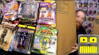 Baixar Action Figures  (Mega Epic $2000 Collection haul) Star Wars Spider Man action figures and more