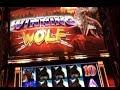 WINNING WOLF | Ainsworth - 2014 BIG WIN Slot Bonus (All Wolves)