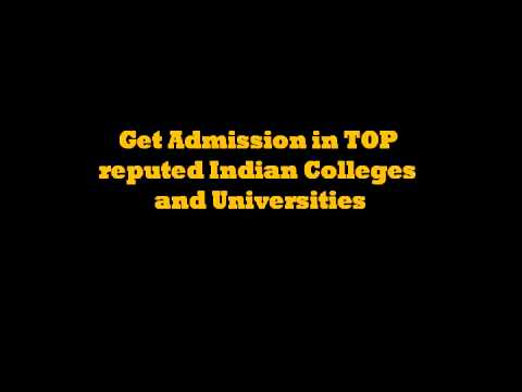 Admission without donations in top Indian colleges and universities