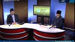 An Allegation on Mirza Sahib persented by khalid Qadiani.flv