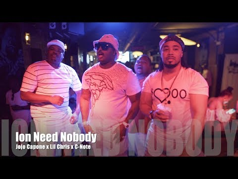Jojo Capone x Lil Chris x C-Note - Ion Fear Nobody (Music Video)