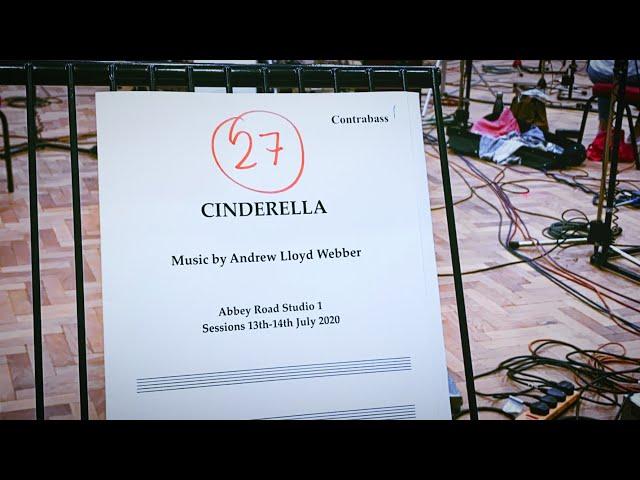 Recording at Abbey Road Studios | Andrew Lloyd Webber's Cinderella