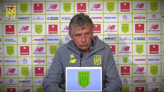 Christian Gourcuff avant Nantes-Rennes