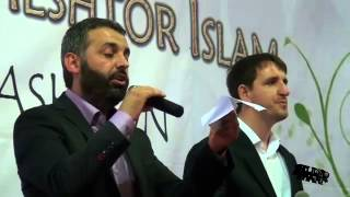 ( ilahi Arabe ) Adem Ramadani & Xhemail Nuhiu - 19.05.2013 ( Tribunë Islame Ne Werl - Xhermani )