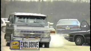 Raw footage of Pewaukee Shootout  with Theodore & James Oswald 1994