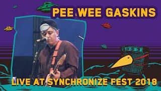 Download Pee Wee Gaskins LIVE @ Synchronize Fest 2018
