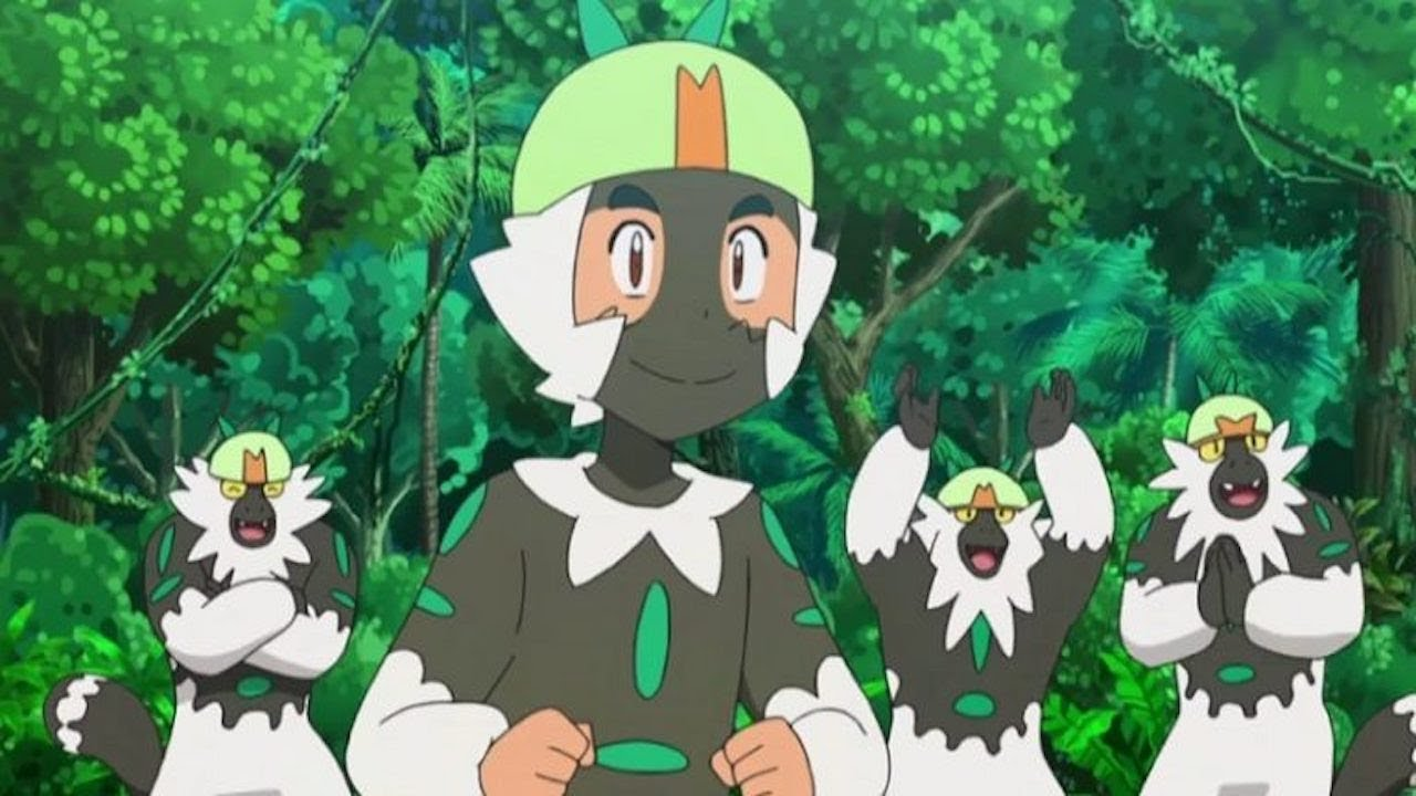 Images of sun and moon pokemon anime season 2 episode list
