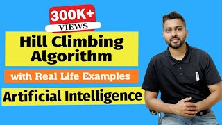 Hill Climbing Algorithm in Artificial Intelligence with Real Life Examples| Heuristic Search