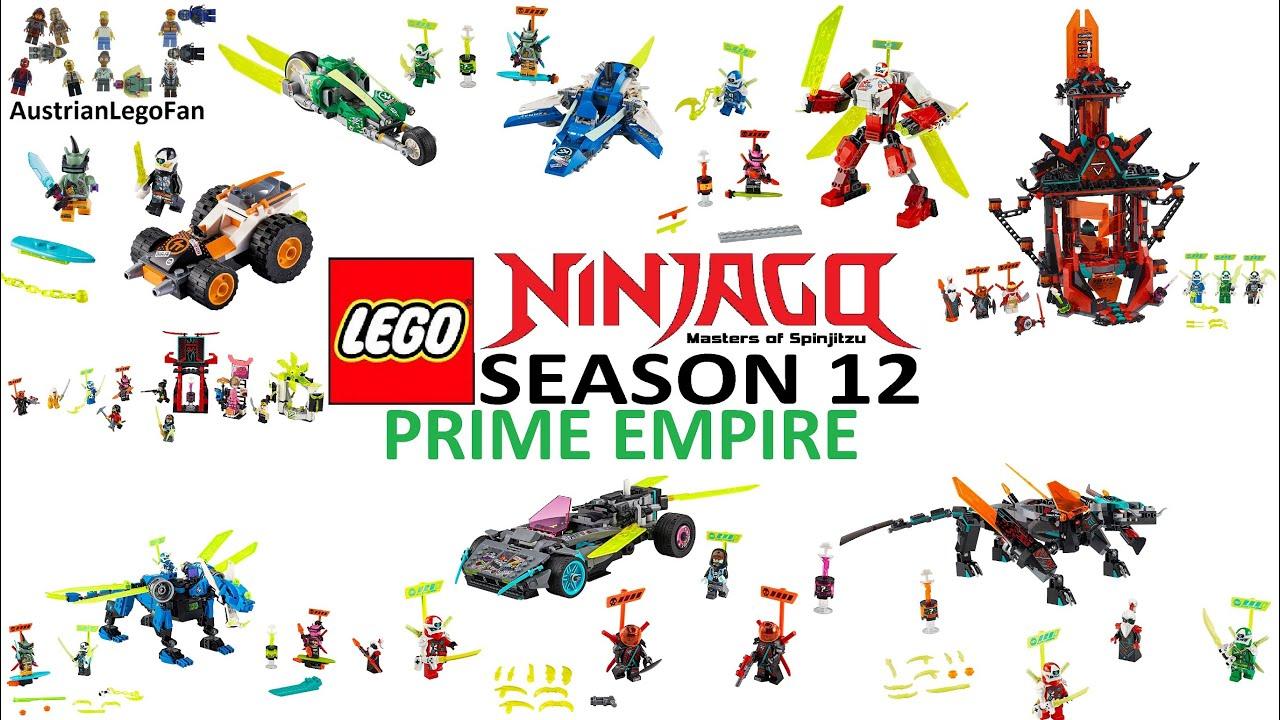 Upokojitev Zložite T seturi lego ninjago sezon 2 ...