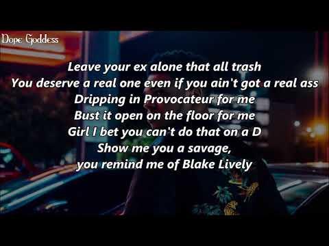 Tone Stith - Take It There Feat. Ty Dolla $ign (Lyrics)