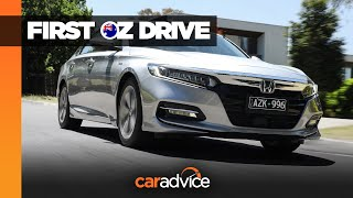 REVIEW: 2020 Honda Accord | Australia