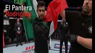 Yair Rodriguez v Frankie Edgar - UFC 211 promo