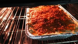 Making The Funeral Potatoes