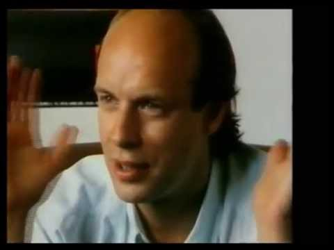 Brian Eno Video Art & Light Sculptures Norddeutscher Rundfunk 1986
