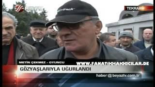 ibrahim Tatlises Gözyaslari Dincer Cekmez Ölümü Ferdi Tayfur-Orha Gencebay Dan Bahceliye Yanit 1923Ü