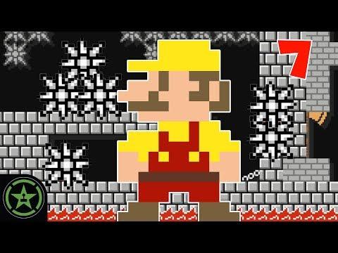 GET THE SHROOM! - Super Mario Maker #7 | Let's Play
