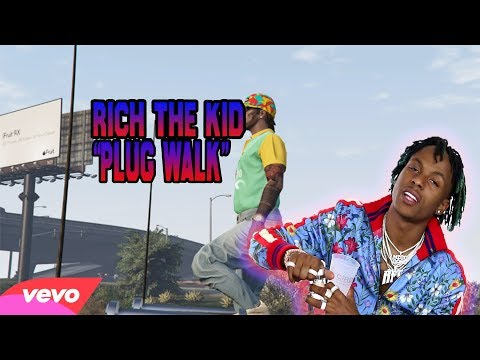 "Rich The Kid ""Plug Walk"" (Official Music Video)"
