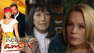 Un refugio para el amor-Capítulo 65: ¡Gala se entera que Luciana y Rodrigo podrían ser hermanos!
